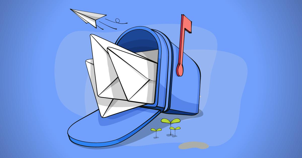Kuinka kirjoittaa paljas sähköposteja, jotka eivät ole huonoja