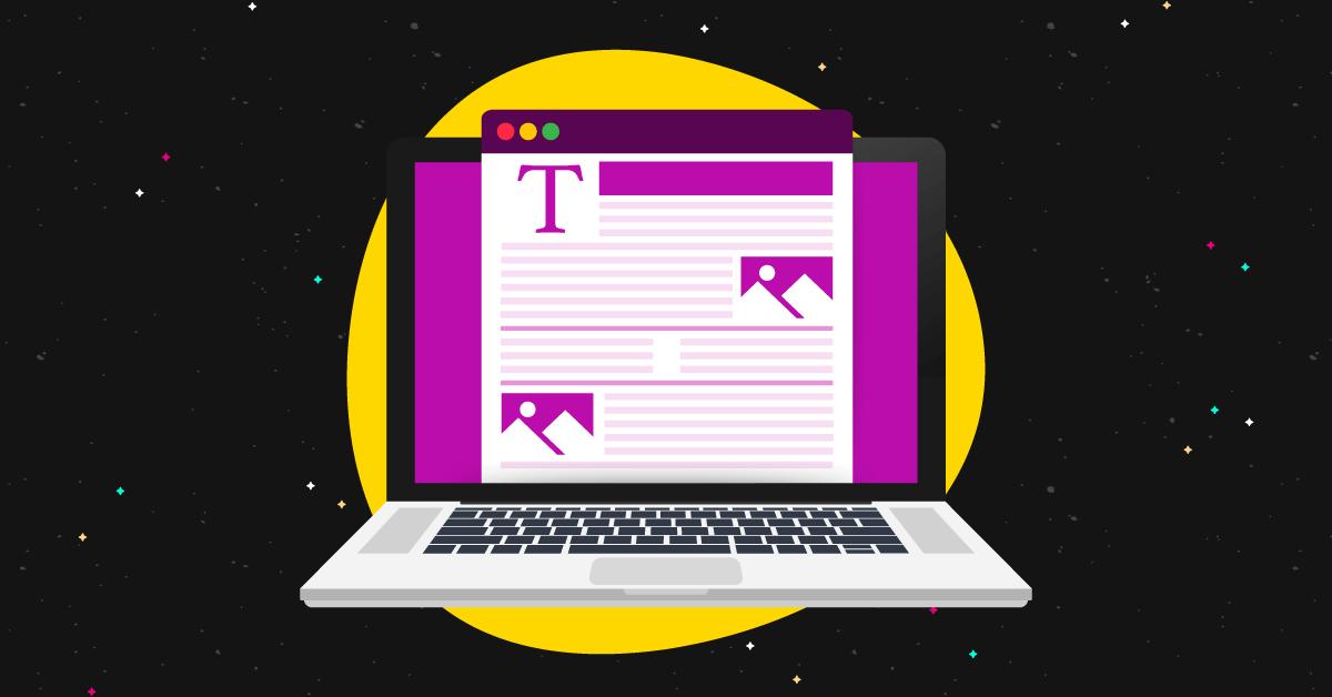Blogiviestien muotoilu pitämään lukijat kiinnostuneina