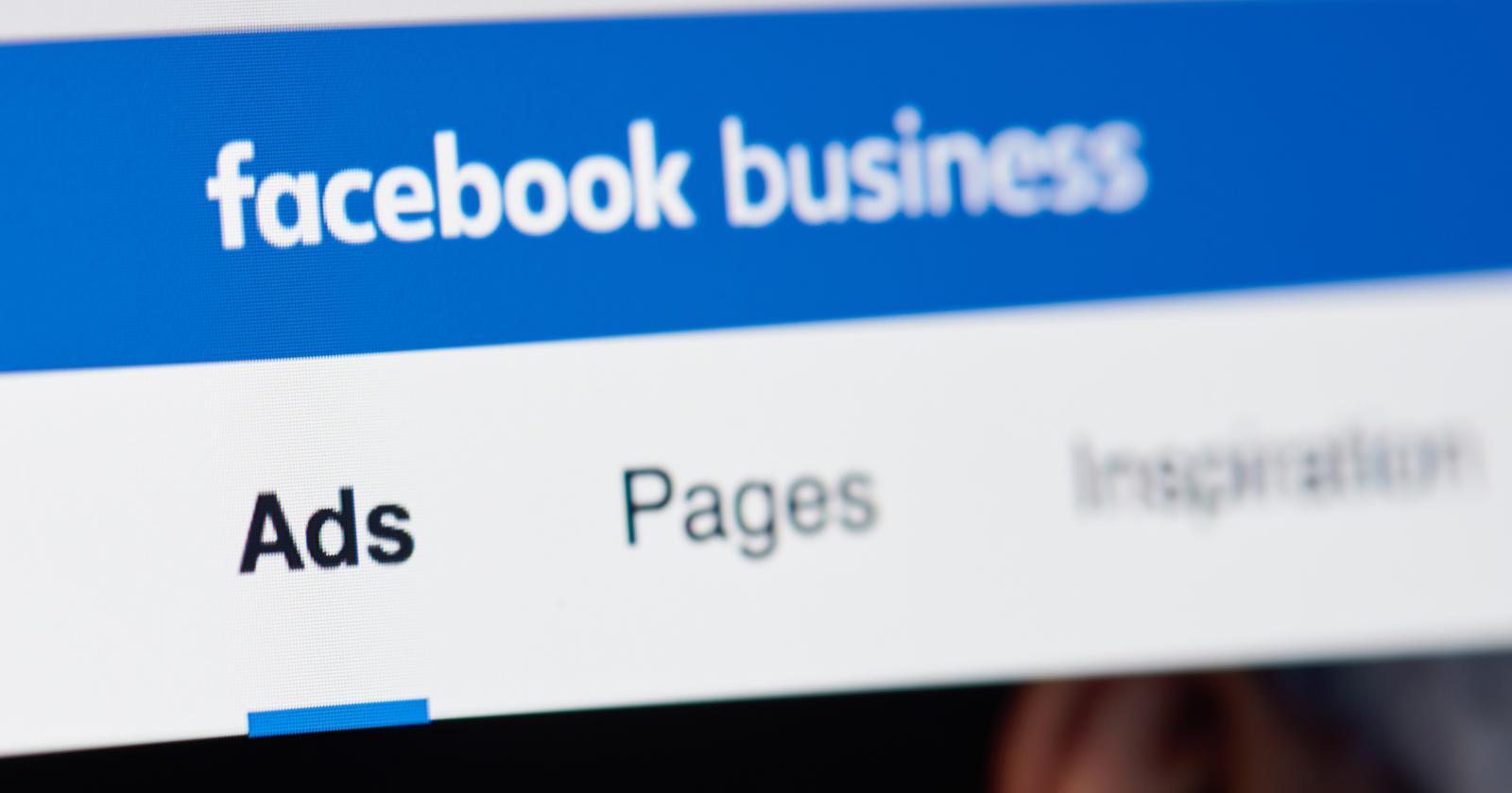 Facebook Tiếp tục tạo tính minh bạch của quảng cáo trong luồng 2