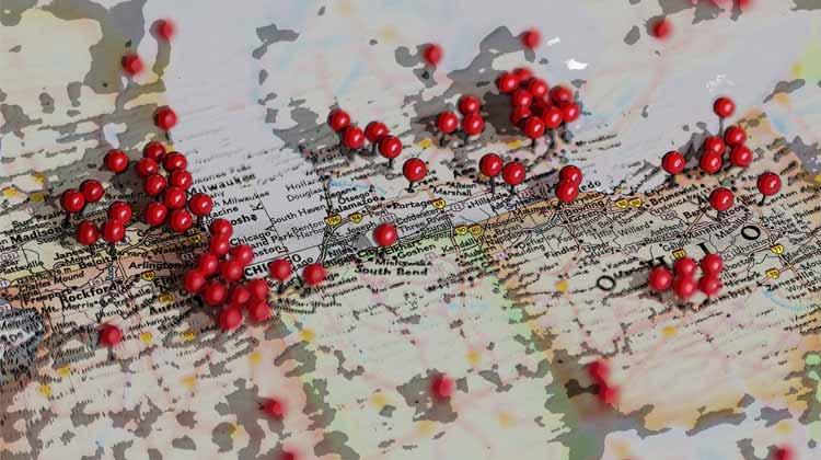 Cómo anunciar eficazmente su franquicia en AdWords: configuración de ubicación | Publicidad disruptiva