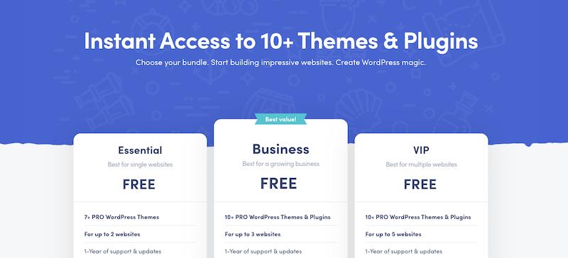 descargue temas y complementos premium de themeisles gratis