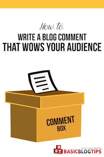 Cómo escribir comentarios de blog que sorprendan a tu audiencia