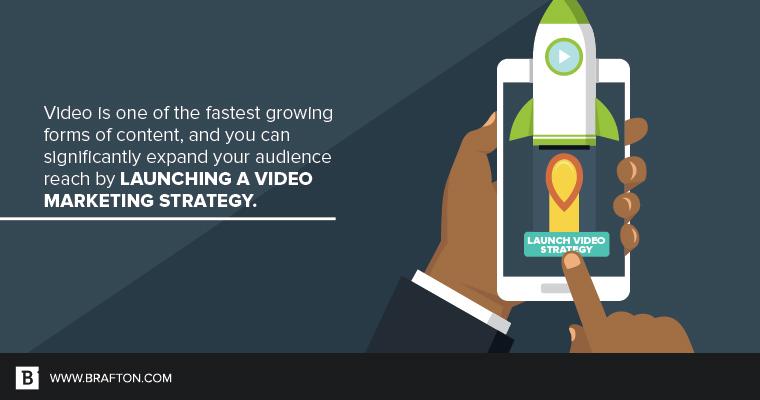 Inicie su estrategia de video marketing ahora