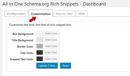 Personalizando All in One Schema.org