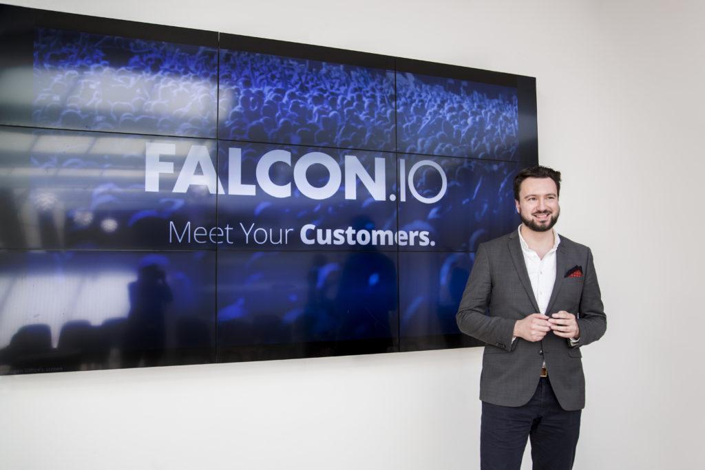 Lanzamiento de Falcon.io con Ulrik Bo Larsen