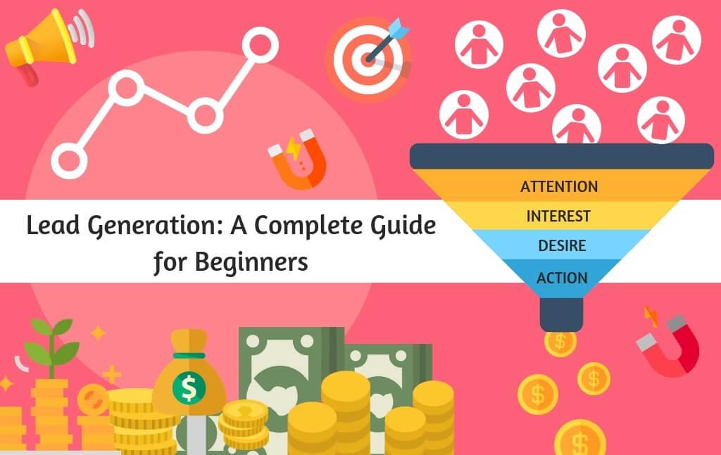 Generación de leads: una guía completa para principiantes: marketing de entrada
