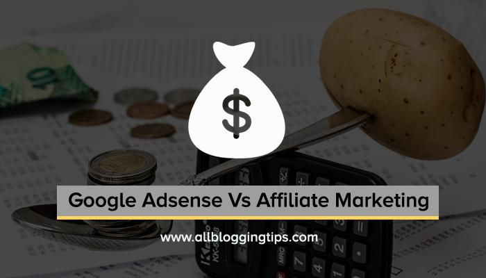 Adsense vs marketing de afiliación