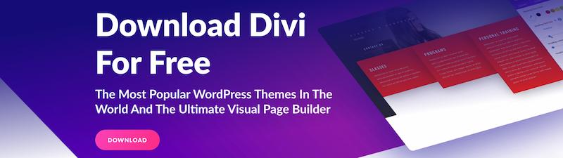 El tema Divi WordPress es actualmente el más utilizado en el mundo.