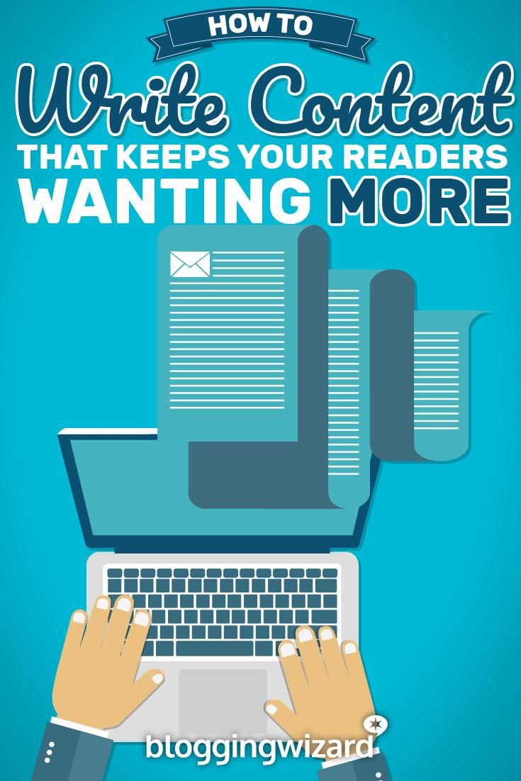 Cómo escribir publicaciones de blog irresistibles