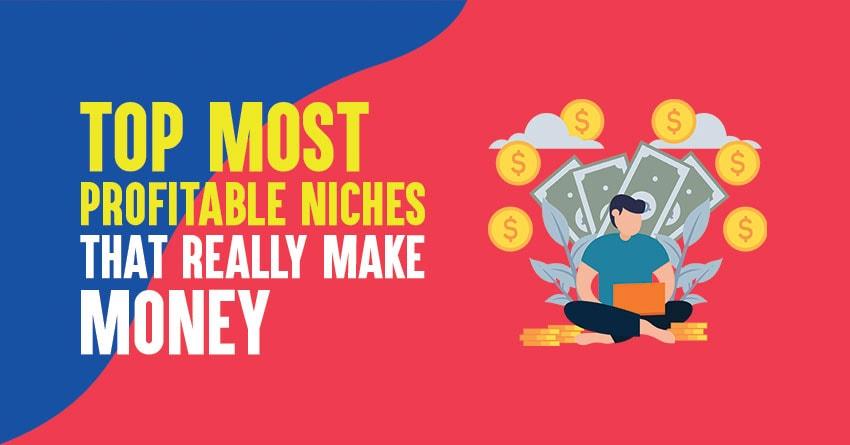 Lista de nichos más rentables