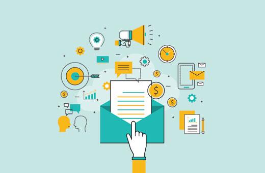 Các 7 Dịch vụ tiếp thị email doanh nghiệp nhỏ tốt nhất (2020) 1