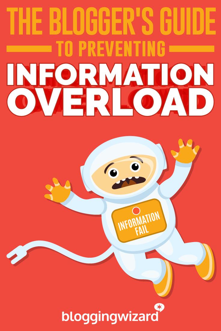 Prevención de sobrecarga de información