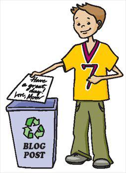 Reciclaje de publicaciones de blog: ¡hazlo bien!