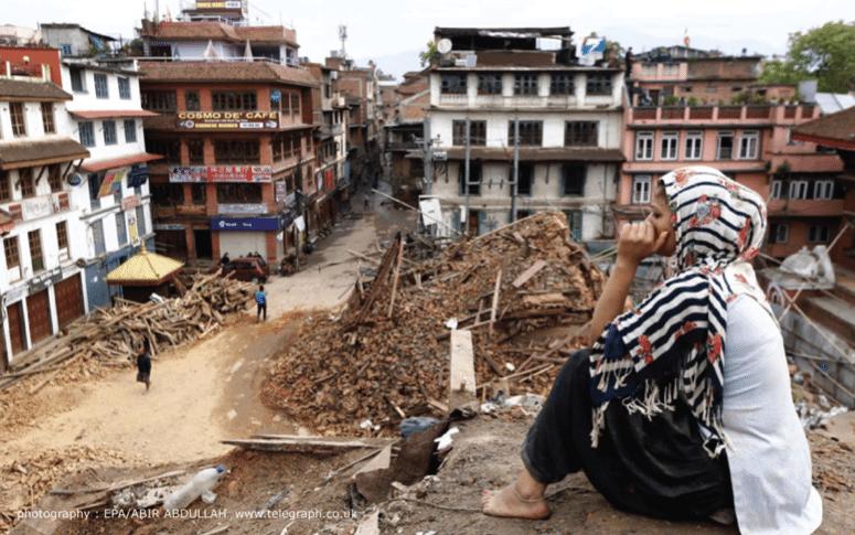 Rubble to Rupees: Pomoć u obnovi ženskih poduzeća 1
