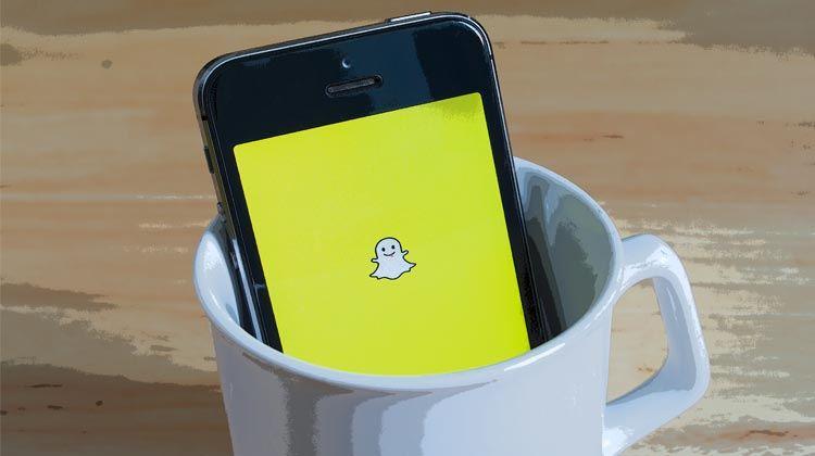 Snap, Crackle, Pop: Cómo usar los anuncios de Snapchat para su negocio | Publicidad disruptiva