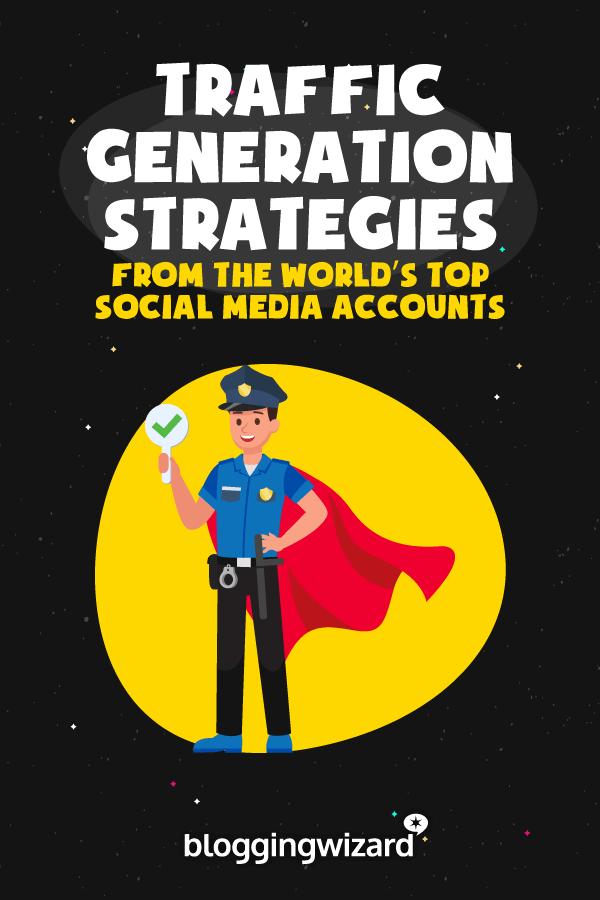 Secretos de generación de tráfico