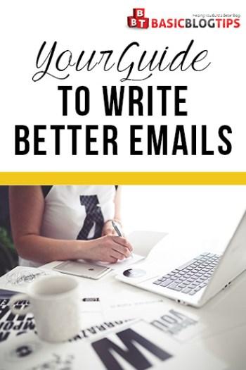 Guía de blogueros para escribir correos electrónicos más efectivos