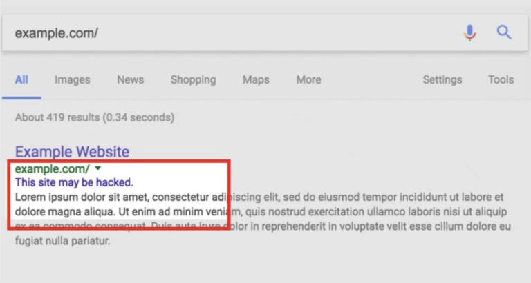Uso de Google Search Console para buscar y solucionar problemas de seguridad