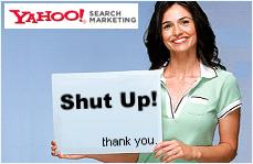 Yahoo! No se necesitan comentarios. Cállate o si no
