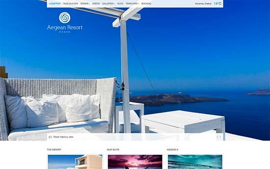 Khu nghỉ dưỡng Aegean