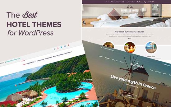 27 parasta WordPress-teemaa hotelleissa, joilla on kauniit mallit (2020)
