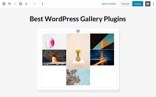 Los mejores complementos de la galería de WordPress