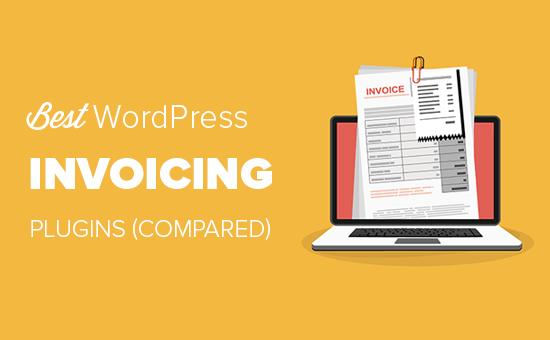 Los mejores complementos de facturación para WordPress