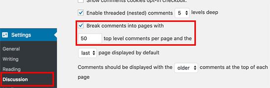 Chia sẻ ý kiến trên các trang