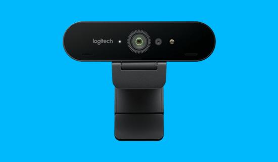 Logitech BRIO veb-kamerası