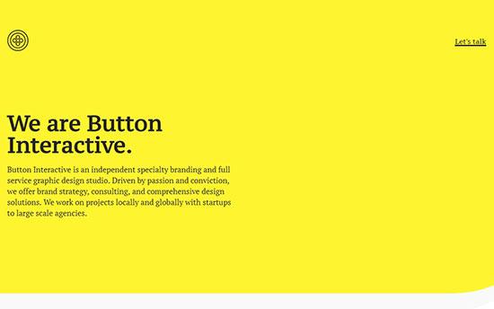 Botón interactivo