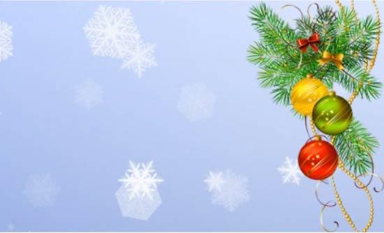 Giáng sinh trên cành