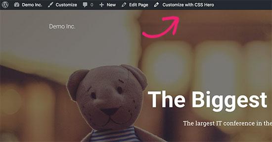 Nút CSS Hero
