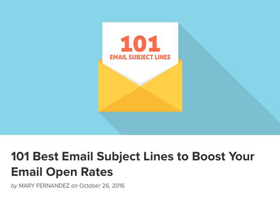 retke predmeta e-poštom