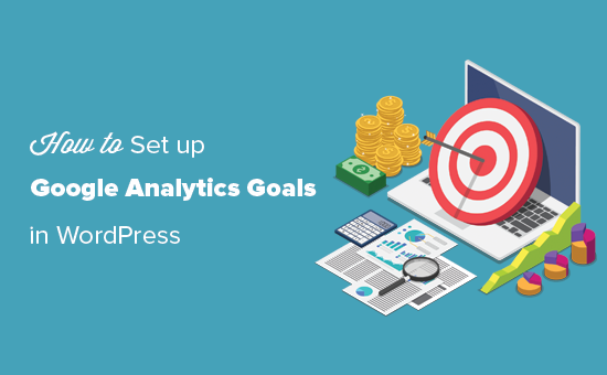 Configurar objetivos de Google Analytics en WordPress