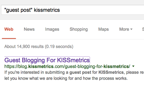 kết quả google