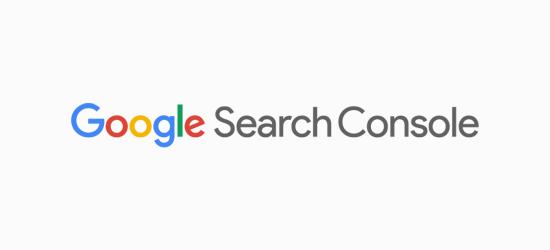 Consola de búsqueda de Google