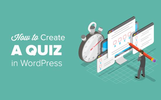 Cómo crear un cuestionario en WordPress fácilmente
