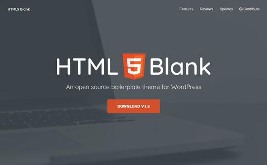HTML5Boş