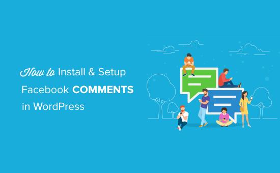 Instalar y configurar Facebook Comentarios en WordPress
