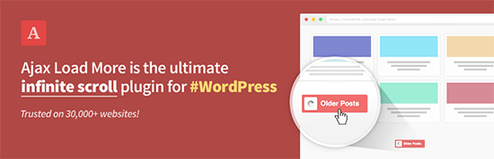 Daha çox yükləyin: WordPress üçün sonsuz diyirləyin