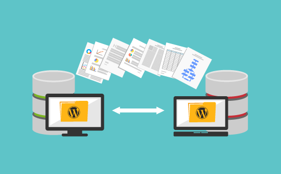 WordPress'i bir hostdan digərinə köçürün