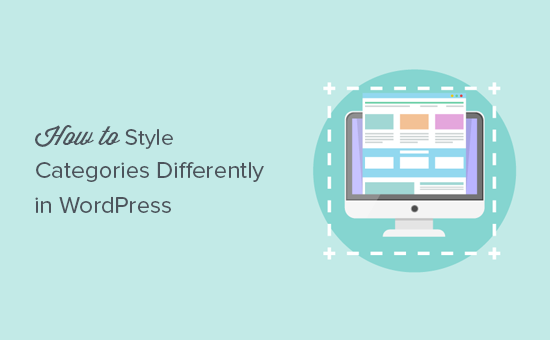 So gestalten Sie Kategorien in WordPress anders