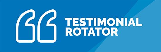 Testimonial Rotator