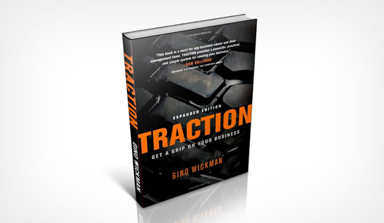 Tracción: Domina tu negocio por Gino Wickman