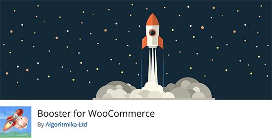 WooC Commerce Booster