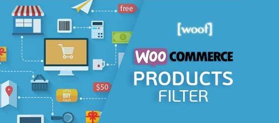 Bộ lọc sản phẩm thương mại WooC