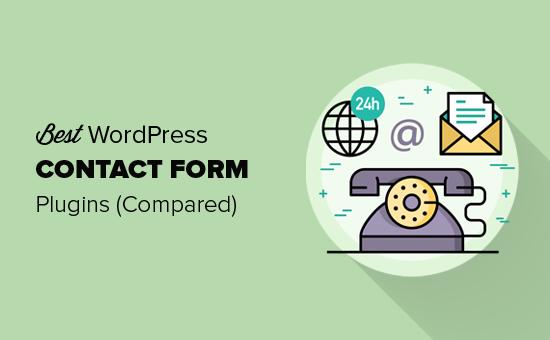 Los mejores complementos de formulario de contacto de WordPress