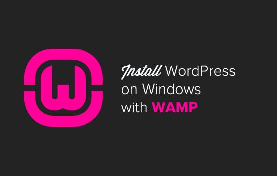 Cài đặt WordPress trong WAMP