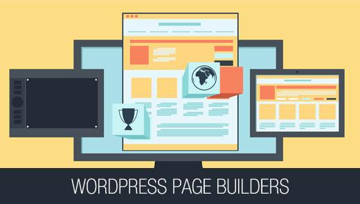 WordPress tema səhifə qurucularını sürükleyin