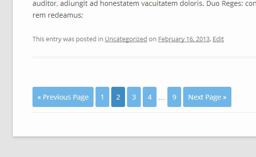 Bir əlavəsiz WordPress mövzularına əl etiketi əlavə edin